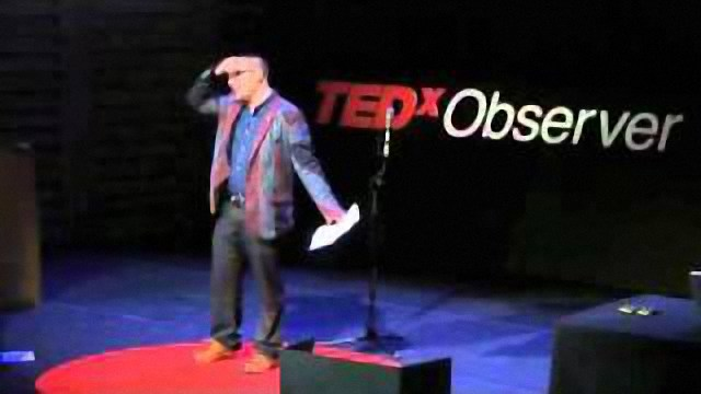 Cory Doctorow at TEDxObserver